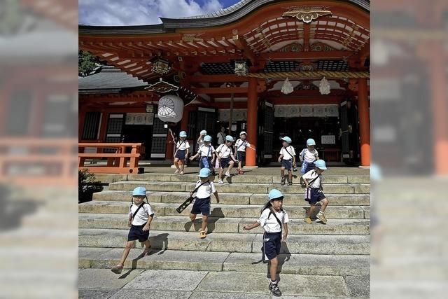Viele Mobbingfälle in Japans Schulen