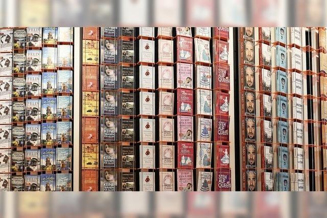 Die Frankfurter Buchmesse ist eröffnet
