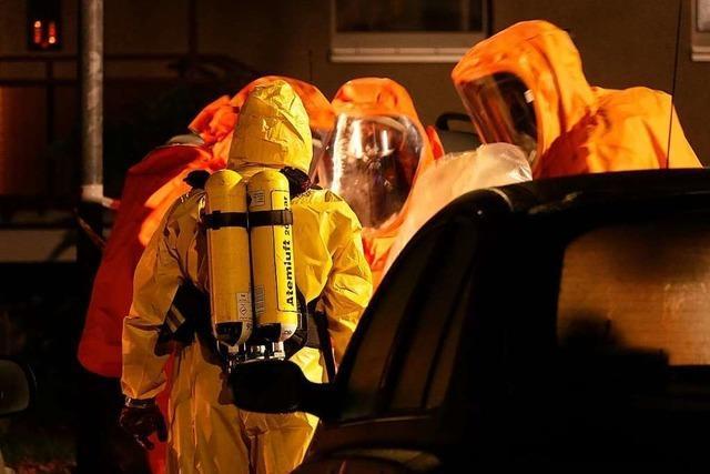 Zwei tote Paketdienst-Mitarbeiter - Verkettung von Zufällen vermutet