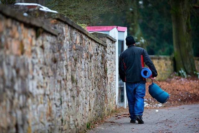 Immer mehr Menschen in kleinen Gemeinden haben keine Wohnung