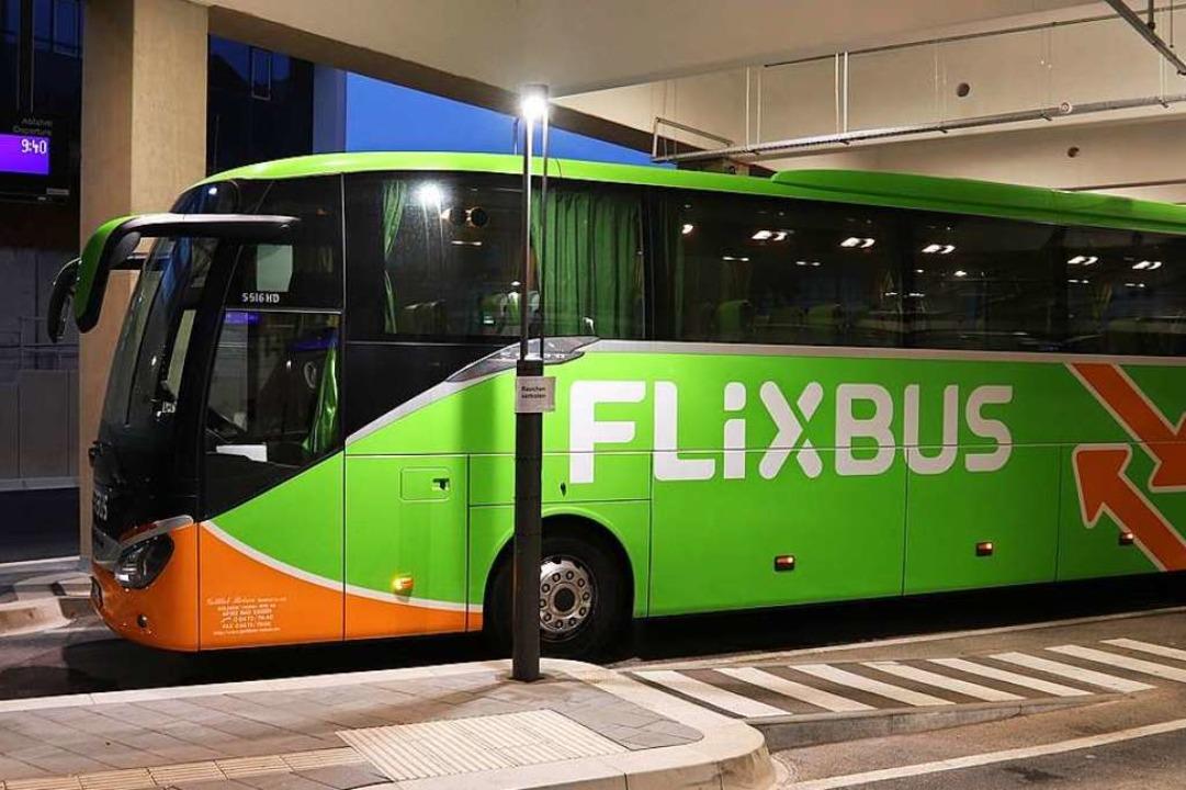 Flixbus ist nur Kooperationspartner  | Foto: Tupungato / stock.adobe.com