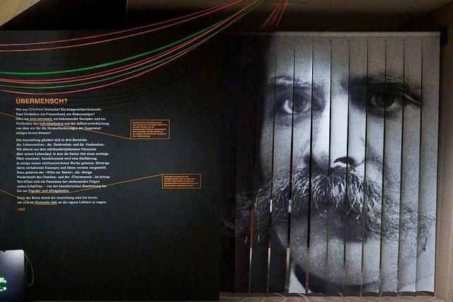 Das Historische Museum Basel beleuchtet Friedrich Nietzsche