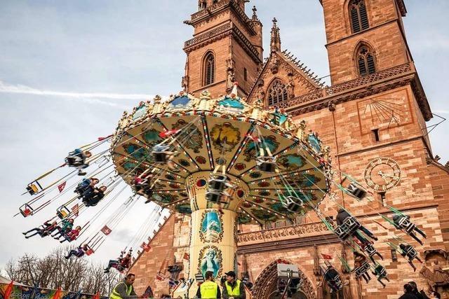Bei der Basler Herbstmesse gibt es 16 neue Attraktionen