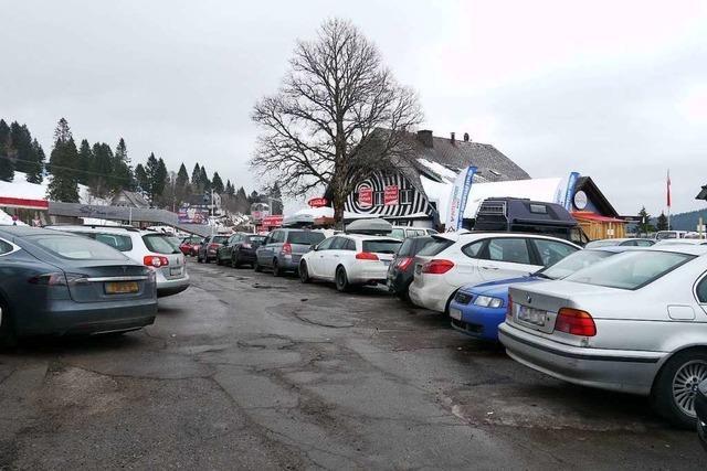 Feldberg soll mehr Parkplätze und ein größeres Naturschutzzentrum bekommen