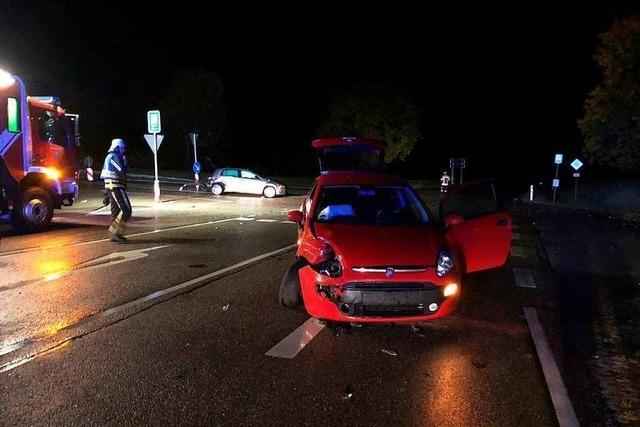 Junge Frau bei Unfall zwischen Bonndorf und Gündelwangen schwer verletzt