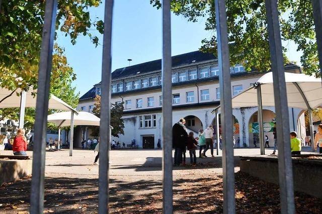Größte Grundschule Lörrachs schließt wegen Sicherheitsbedenken