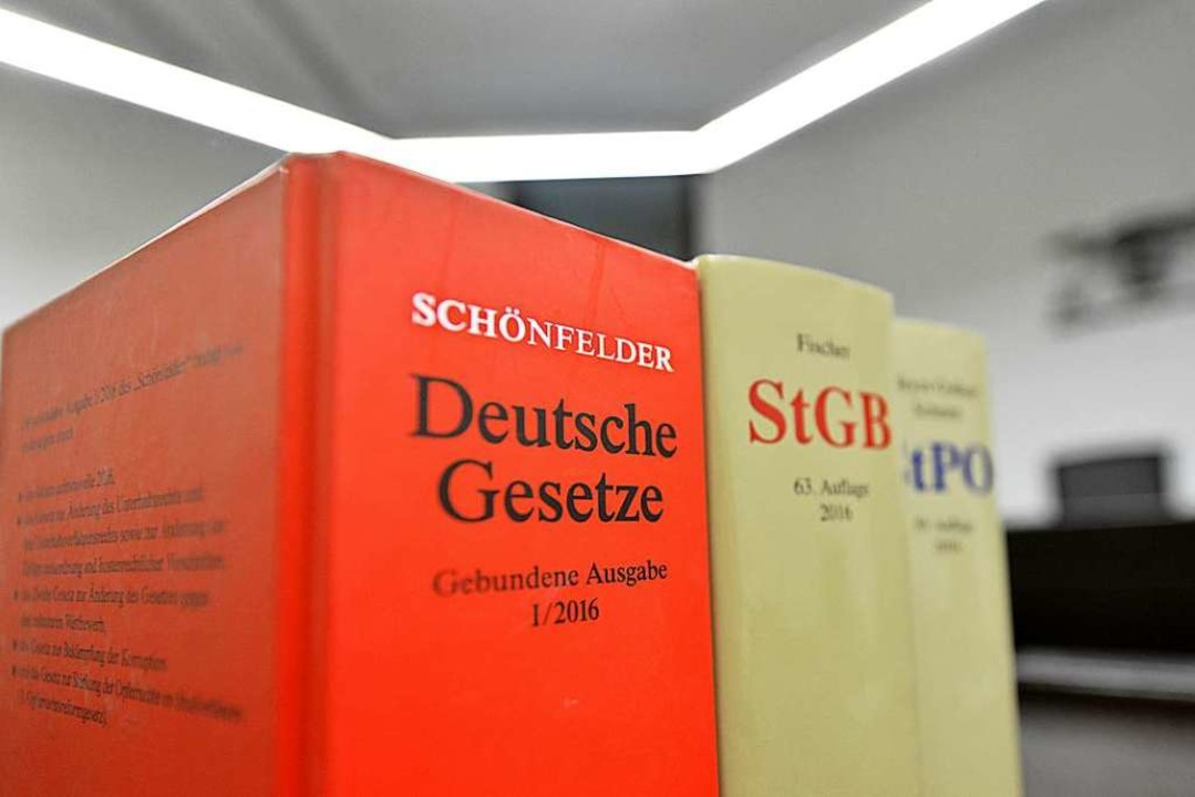 Zu Bewährungsstrafen wurden am Freiburger Amtsgericht zwei Männer verurteilt.  | Foto: Franziska Kraufmann