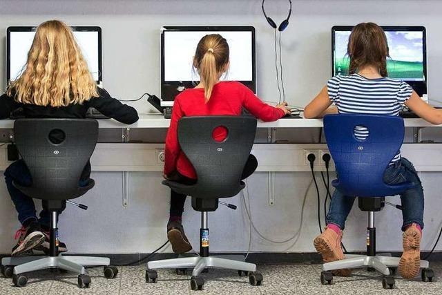 Hexentalschule soll auf digitalen Stand der Technik gebracht werden