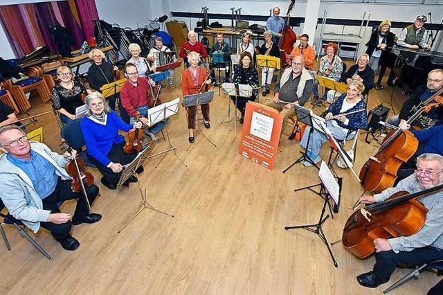 Senioren-Salonorchester aus Haslach feiert 30. Geburtstag
