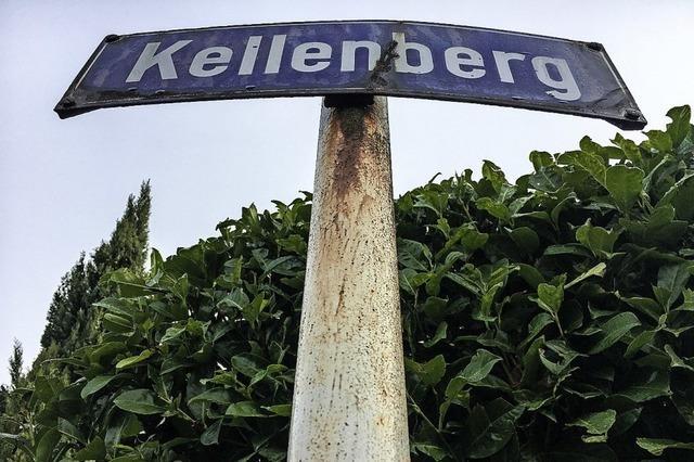 Kellenberg bleibt ein Zankapfel