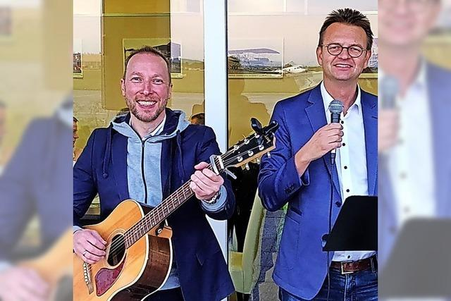 Die Coverbrothers mit Jens Amberg und Helmut Of in Titisee-Neustadt