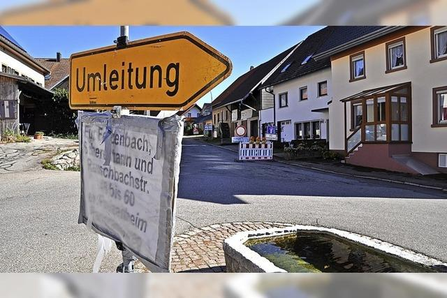 Rat stoppt Gersbacher Straßen-Sanierungswünsche