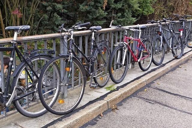 Radfahren soll gefördert werden
