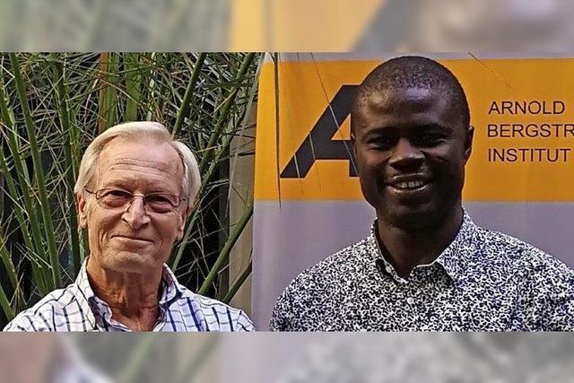 Verein aus Au möchte Friedenszentrum in Ghana bauen