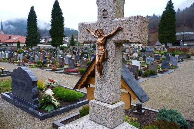 Beerdigungen in Schönau sollen teurer werden