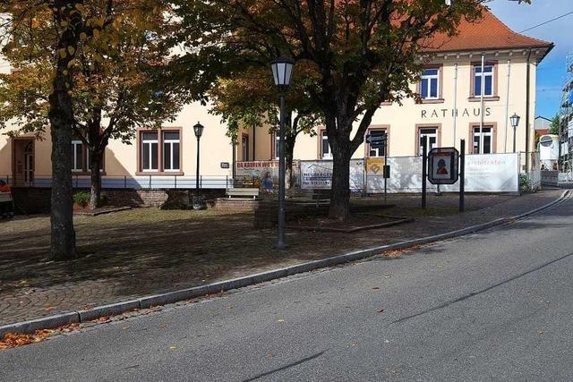 Gemeinderat entscheidet über die neue Ortsmitte