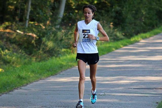 Die deutsche Meisterin im 100-Kilometer-Ultramarathon kommt aus Denzlingen