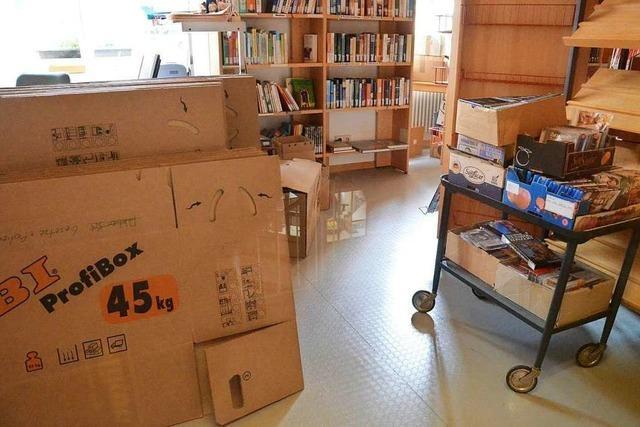 Katholische öffentliche Bücherei soll nicht dauerhaft geschlossen bleiben