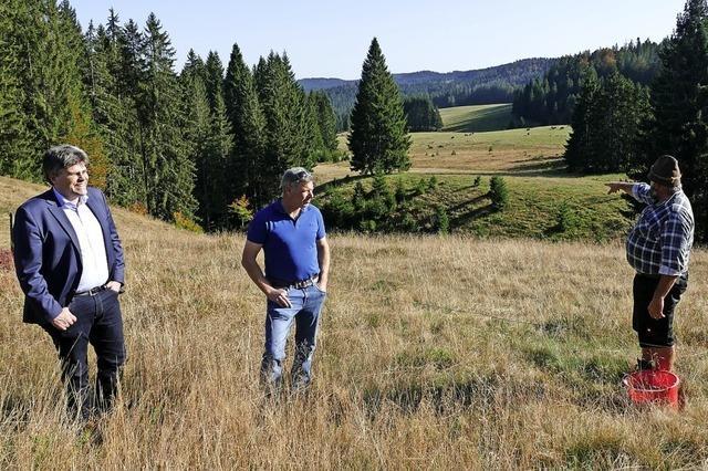 Landwirte als wichtigste Partner im Naturschutz