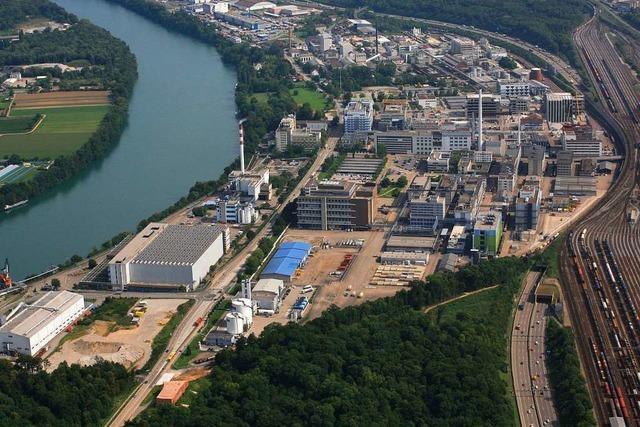 Syngenta kauft Novartis-Gebäude am Hochrhein