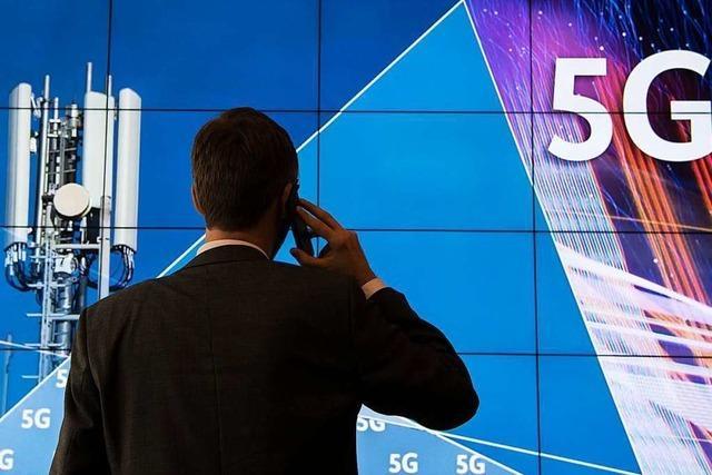 Eine Eimeldingerin fordert eine 5G-Risiko-Analyse