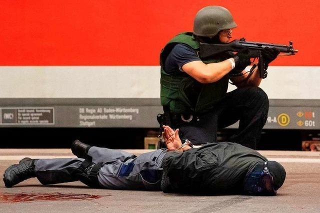 Bislang größte Anti-Terrorübung beginnt heute in Stetten