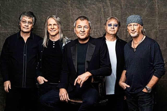 Deep Purple kommen zum Stimmen-Festival 2020