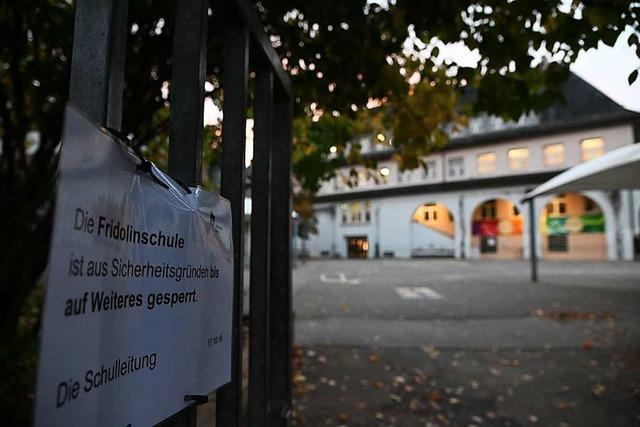 Wie geht es nach der Schließung der Lörracher Fridolinschule weiter?