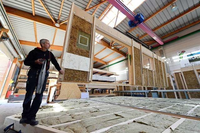 Stadt Freiburg will Bauen mit Holz mit Förderprogramm ankurbeln