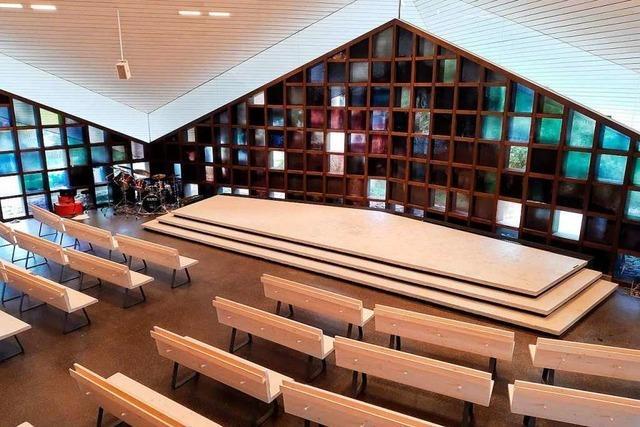 Renovierung der Breisacher Martin-Bucer-Kirche abgeschlossen