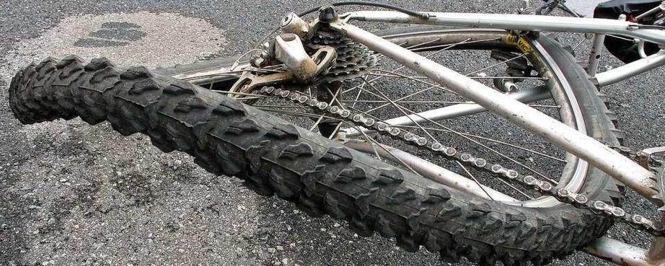 13-Jähriger stürzt in Lörrach vom Fahrrad und verletzt sich