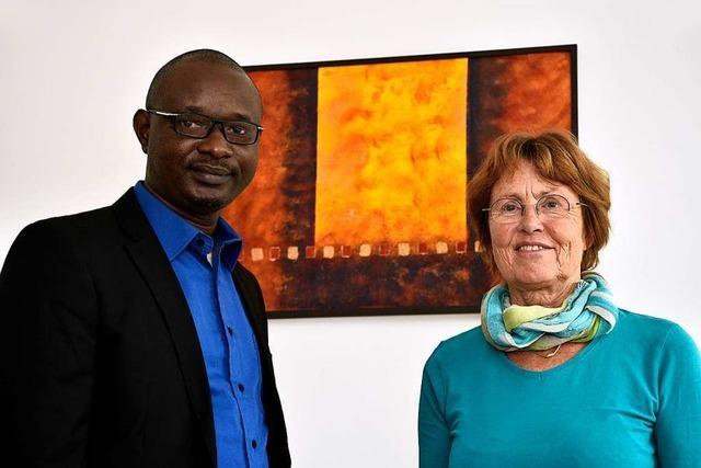 Ebneter Grundschule bekommt Besuch von Partnerschule in Burkina Faso