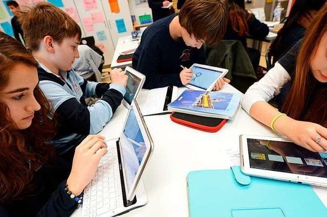 Freiburgs Schulen erhalten 16 Millionen Euro vom Bund