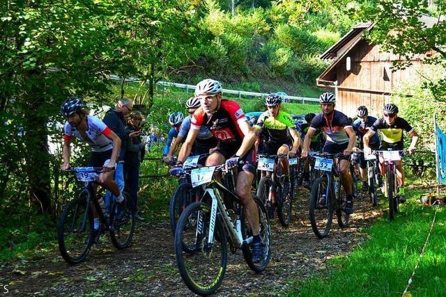 Neuer Streckenrekord beim Kandel-Bike-Cup