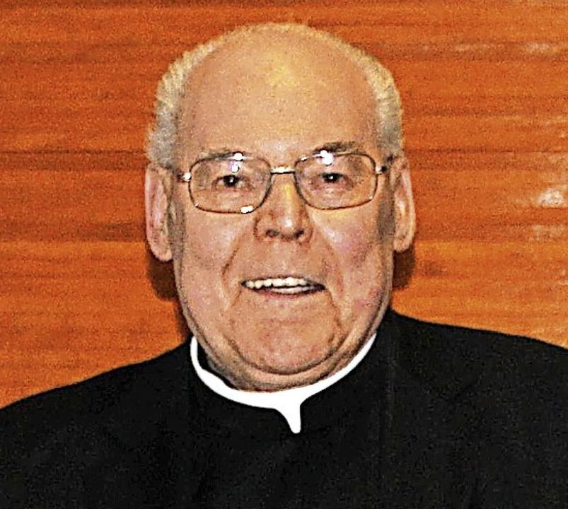 Pfarrer Hans-Jürgen Allgaier  | Foto: Lucia van Kreuningen