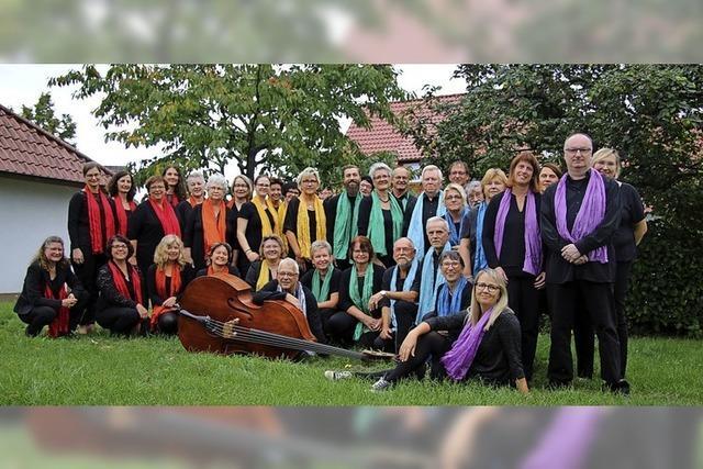 Gospel-Singers Rheinhausen in Freiburg-Opfingen und Rheinhausen-Oberhausen