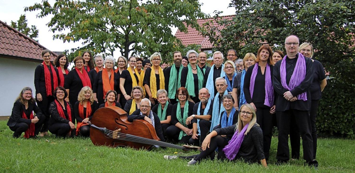 | Foto: Gospel-Singers