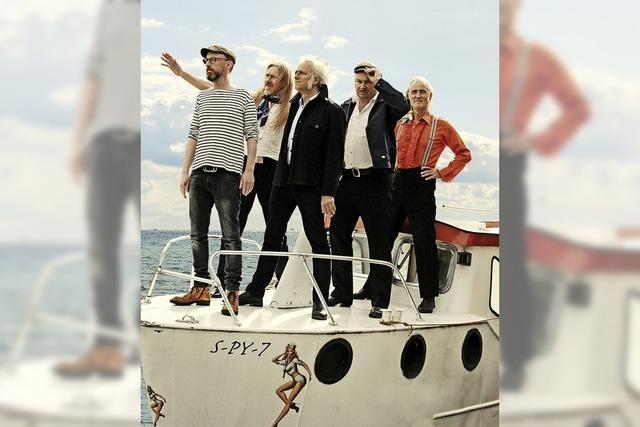 Hiss präsentiert mit dem neuen Album