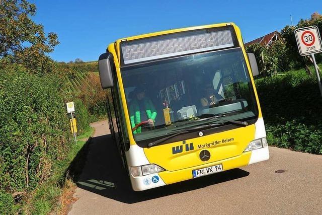 Auggens einzige Buslinie soll ab 2020 nicht mehr fahren – der Gemeinderat ist empört