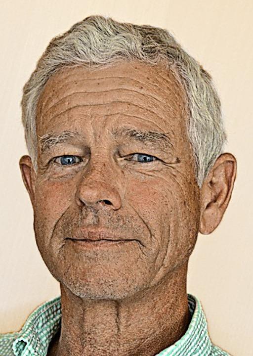 Karl-Ludwig Gerecke ist Leiter des Fac...im Landkreis Breisgau-Hochschwarzwald.  | Foto: Arwen Stock