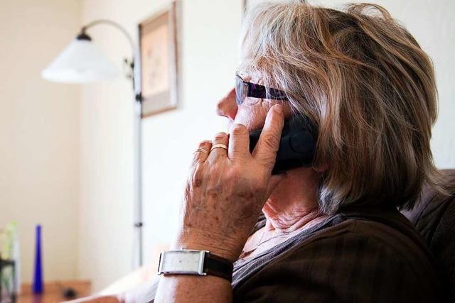 Telefonbetrüger haben Menschen in Badenweiler und Staufen im Visier