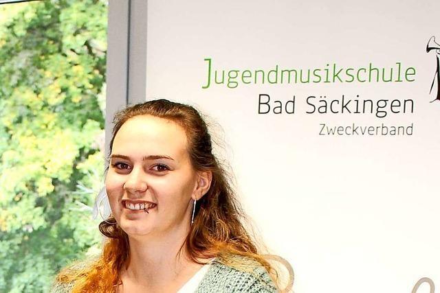 Diese Erfahrungen macht eine FSJlerin an der Jugendmusikschule Bad Säckingen