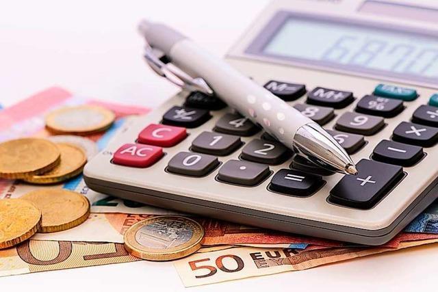 Landkreis Lörrach wird 2019 wohl ein Defizit von 800.000 Euro erwirtschaften