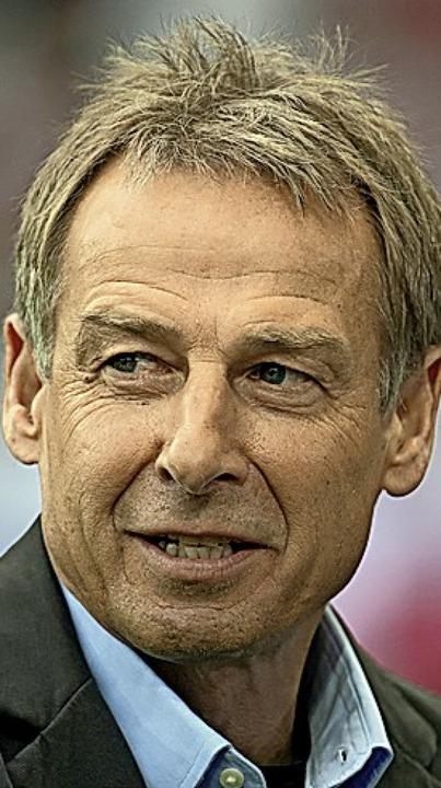 Klinsmann    Foto: Federico Gambarini (dpa)
