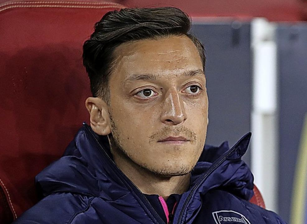 Mesut Özil  | Foto: Nick Potts (dpa)