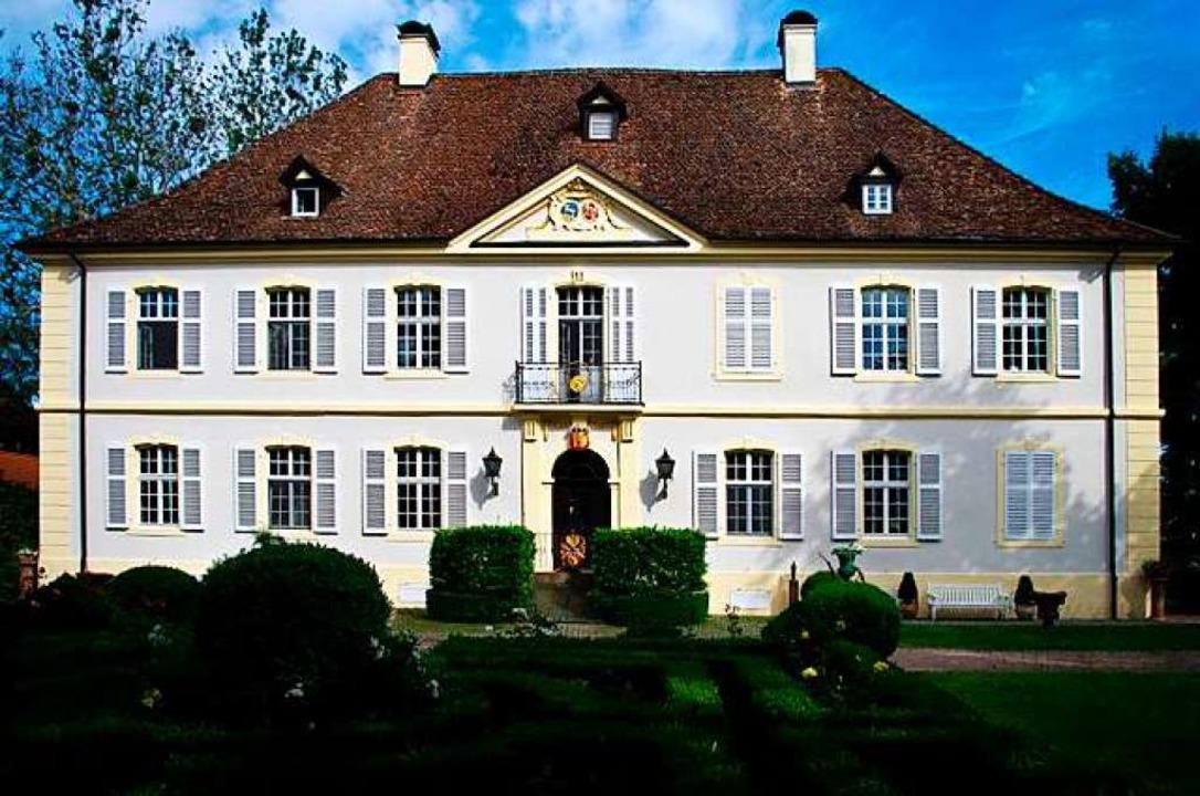 Schloss Rimsingen   | Foto: Ingrid Hosp