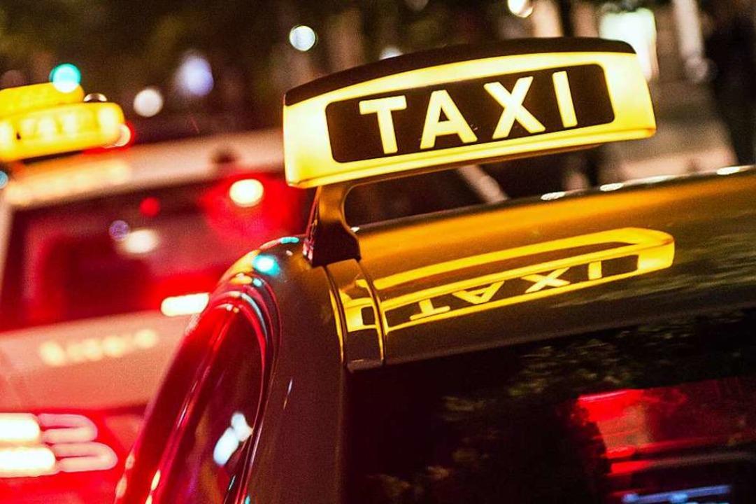 Der Mann zahlte eine Taxifahrt und ein essen nicht (Symbolbild).  | Foto: Lino Mirgeler
