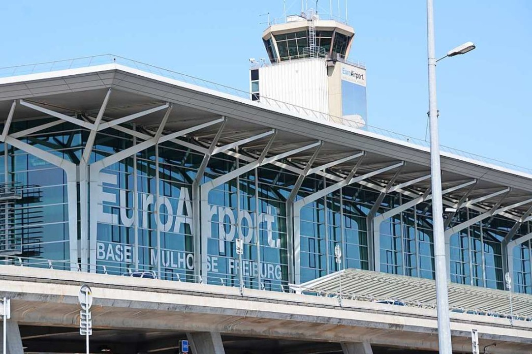 Der Euroairport Basel-Mulhouse-Freiburg  | Foto: Annette Mahro