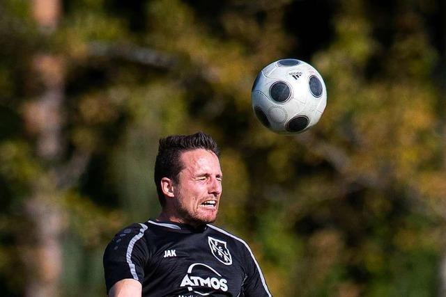 Bruderkampf im Duell zwischen FC Lenzkirch und SV Saig