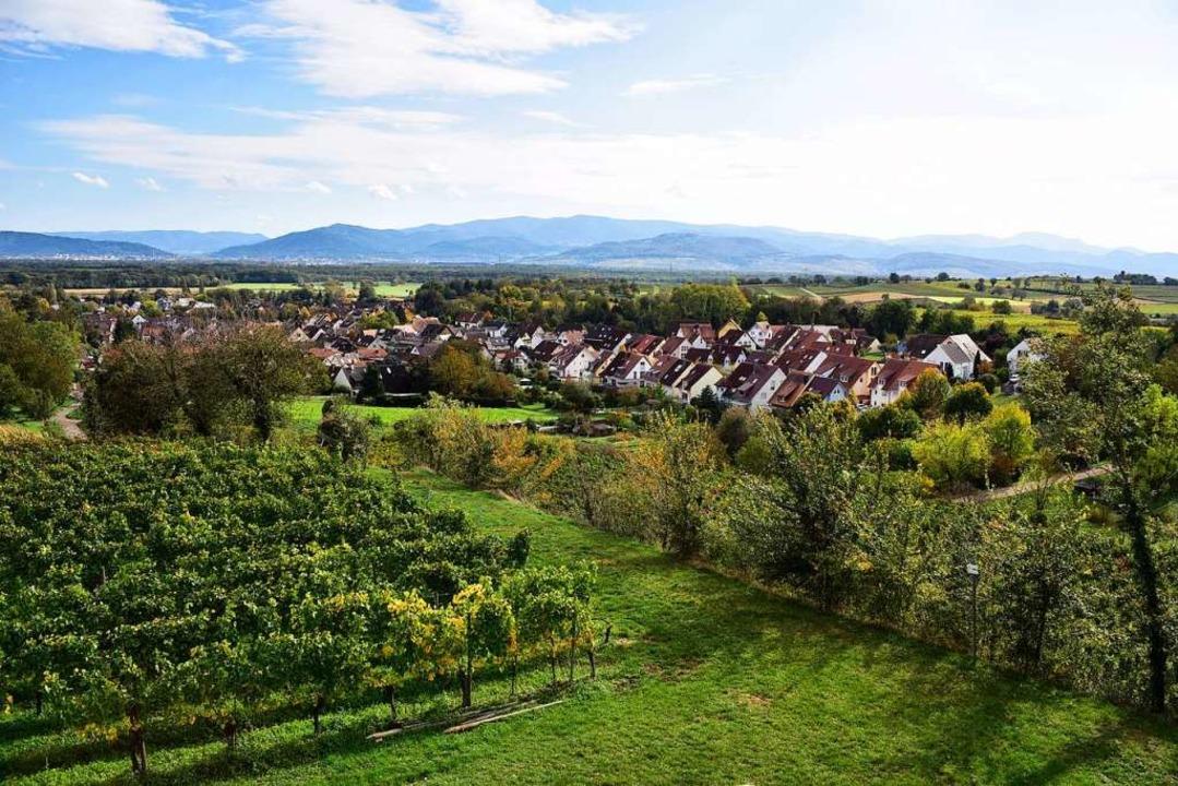 Mit 2200 Einwohnern ist Waltershofen F...et). Themen gab's dennoch genug.  | Foto: Thomas Kunz